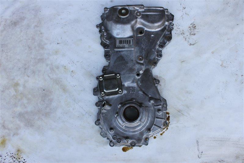 Лобовина двс Toyota Camry AVV50 2AR (б/у)
