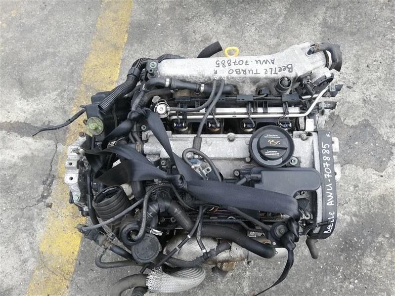 Двигатель Volkswagen New Beetle 9C1 AWU (б/у)