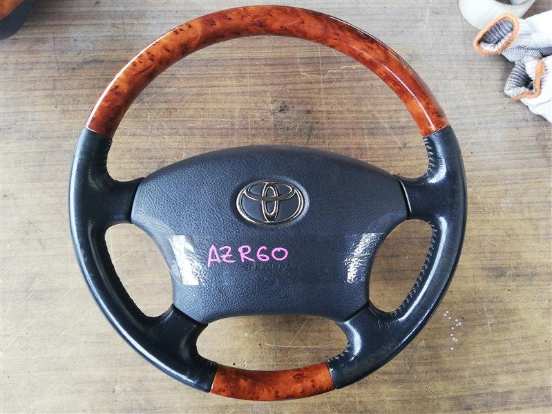 Руль Toyota Noah AZR60 1AZ-FSE (б/у)
