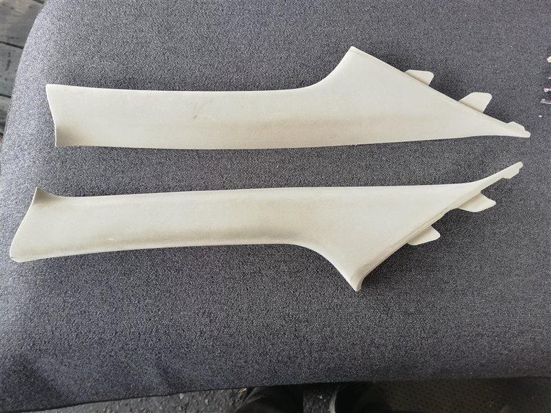 Пластик стойки Nissan Murano PNZ50 передний (б/у)