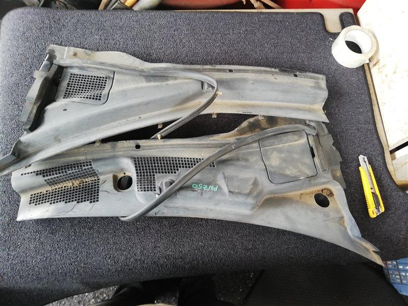 Решетка под лобовое стекло Nissan Murano PNZ50 (б/у)