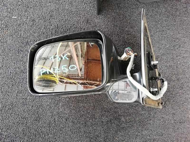 Зеркало Nissan Murano PNZ50 переднее левое (б/у)