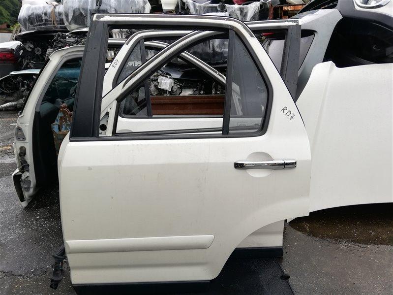 Дверь Honda Cr-V RD7 задняя левая (б/у)