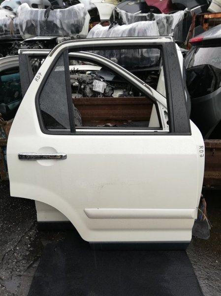 Дверь Honda Cr-V RD7 задняя правая (б/у)