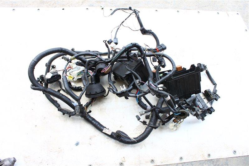 Коса под капот Nissan Teana L33 QR25 (б/у)
