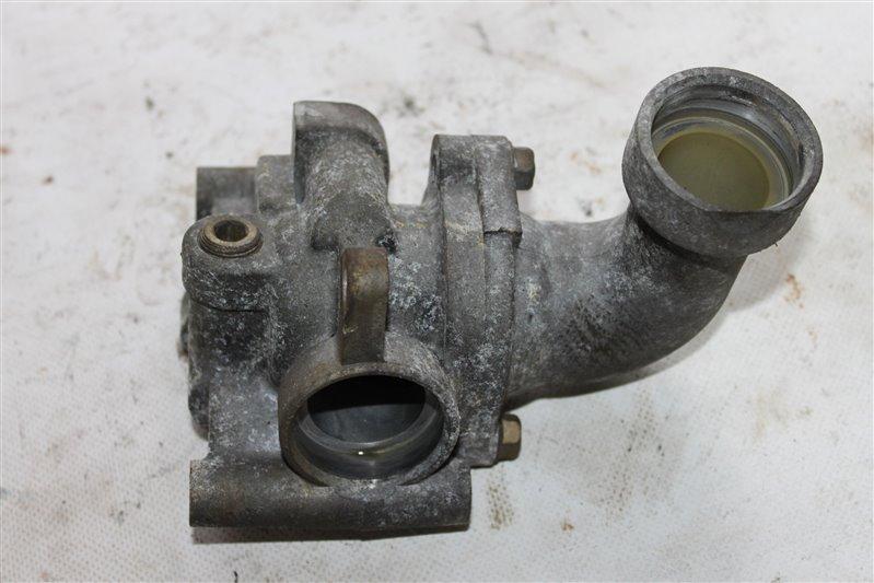 Корпус термостата Mitsubishi Delica PD4W 4G64 (б/у)