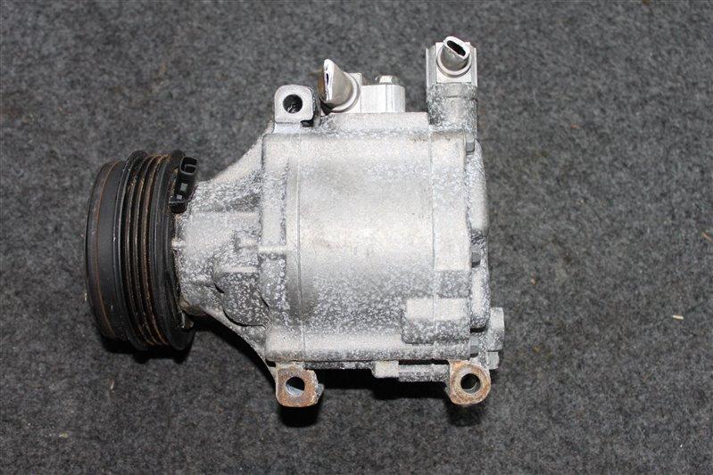 Компрессор кондиционера Subaru Legacy BR9 EJ25 (б/у)