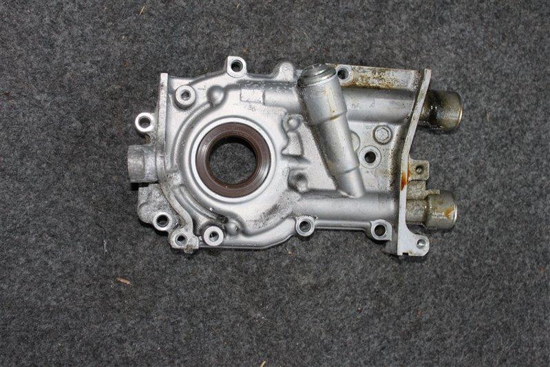 Масляный насос Subaru Legacy BR9 EJ25 (б/у)