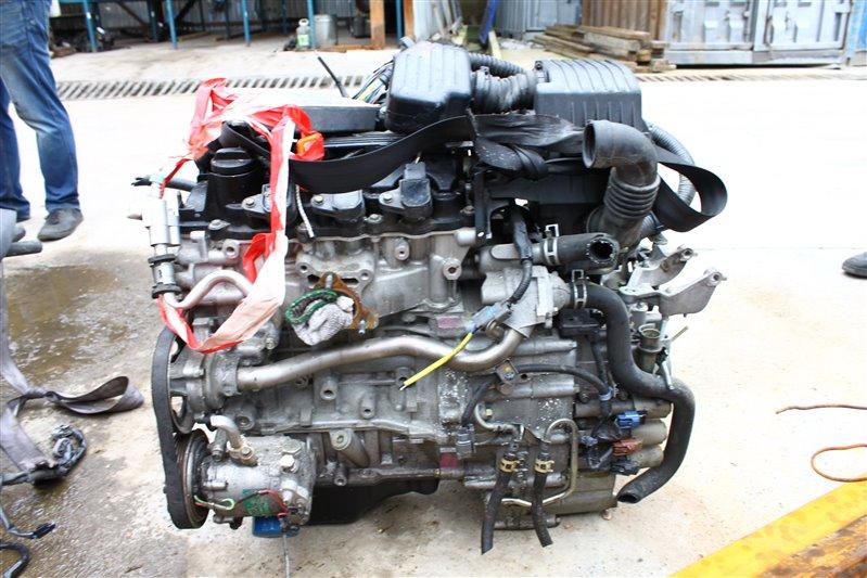 Двигатель Honda Life JB5 P07A 1863690 (б/у)