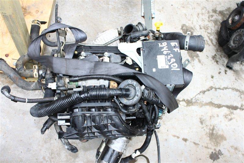 Двигатель Daihatsu Move L150S EFDET 9463901 (б/у)