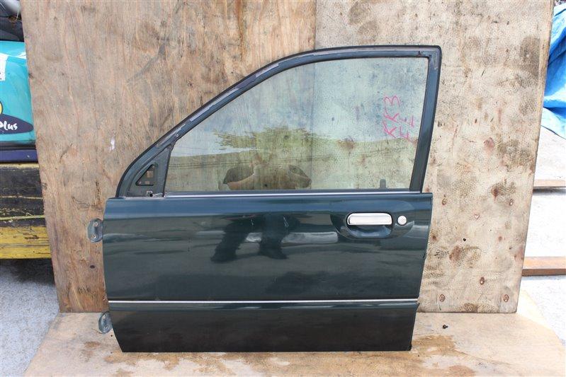 Дверь Subaru Vivio KK3 передняя левая (б/у)
