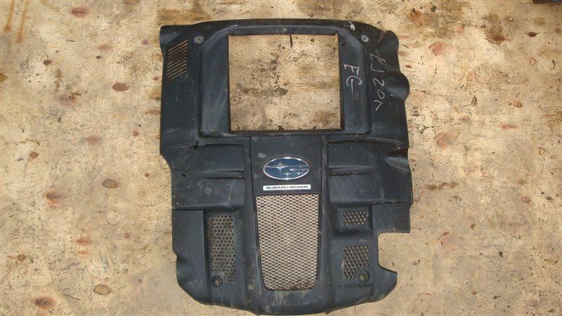 Декоративная крышка двс Subaru Legacy BP5 EJ20X (б/у)