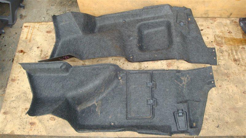Обшивка багажника Subaru Legacy B4 BE5 (б/у)
