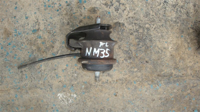 Подушка двигателя Nissan Stagea NM35 VQ25 левая (б/у)