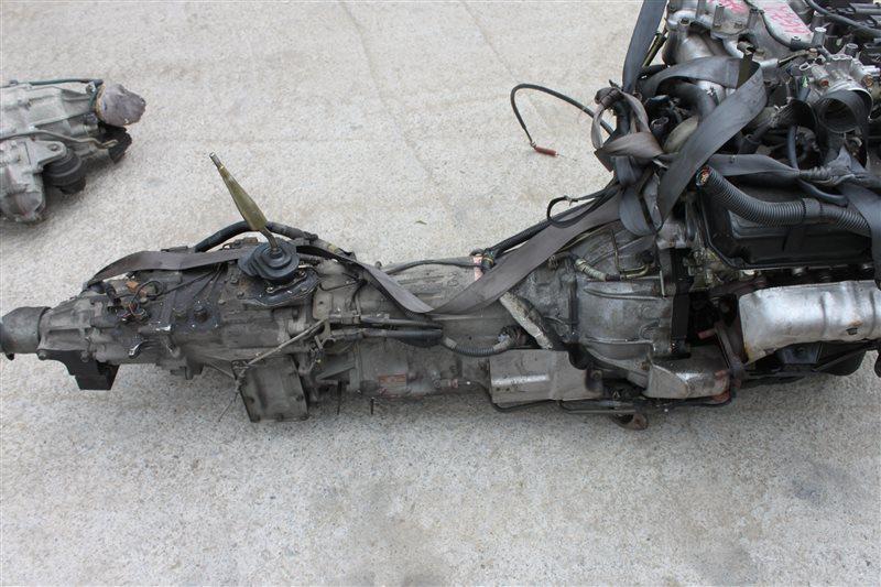 Акпп Mitsubishi Challenger K96W 6G72 (б/у)