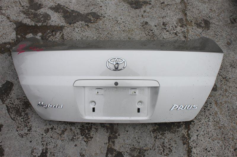 Крышка багажника Toyota Prius NHW11 1NZ-FXE (б/у)