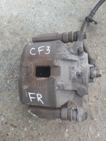 Суппорт Honda Accord CF3 F18B передний правый (б/у)