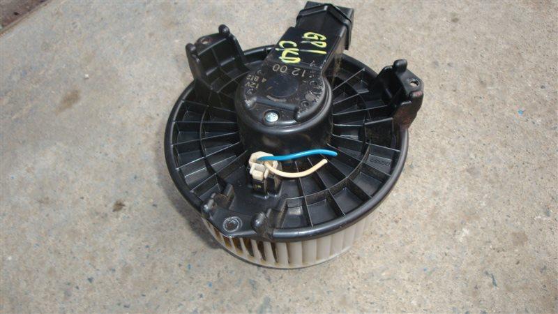 Мотор печки Honda Fit GP1 (б/у)
