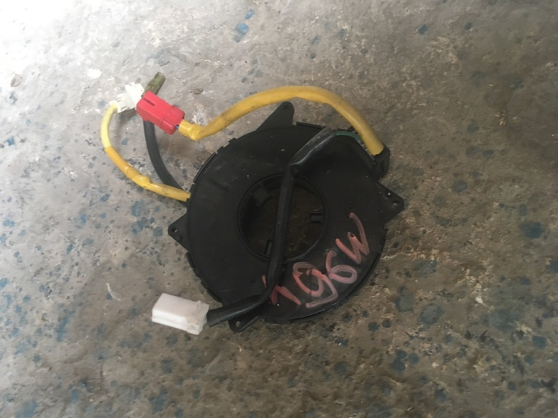 Шлейф-лента air bag Mitsubishi Challenger K96W (б/у)