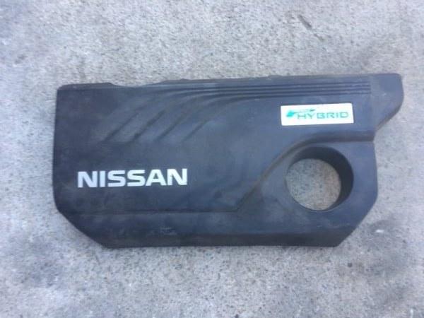 Декоративная крышка двс Nissan X-Trail HNT32 (б/у)