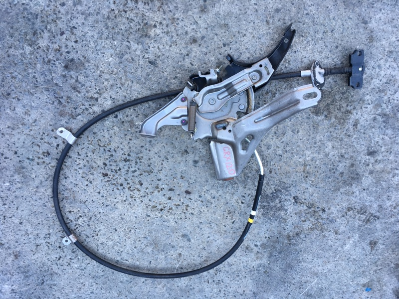 Педаль ручника Toyota Mark X GRX120 (б/у)