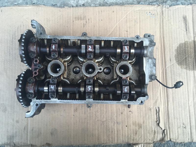 Головка блока цилиндров Suzuki Jimny JB23W K6AT (б/у)