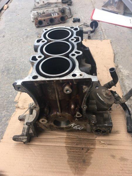 Блок двигателя Suzuki Jimny JB23W K6AT (б/у)
