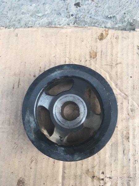 Шкив коленвала Suzuki Jimny JB23W K6AT (б/у)