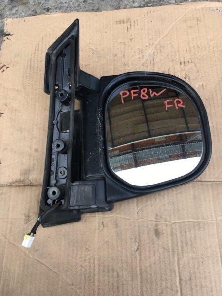 Зеркало Mitsubishi Delica PD8W переднее правое (б/у)