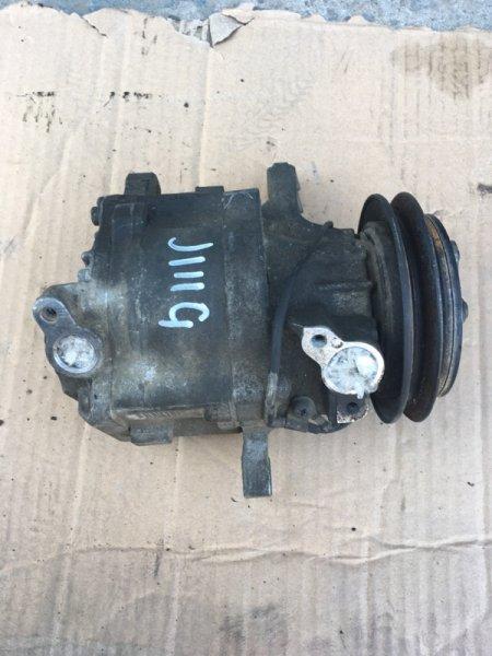 Компрессор кондиционера Daihatsu Terios Kid J111G EF (б/у)
