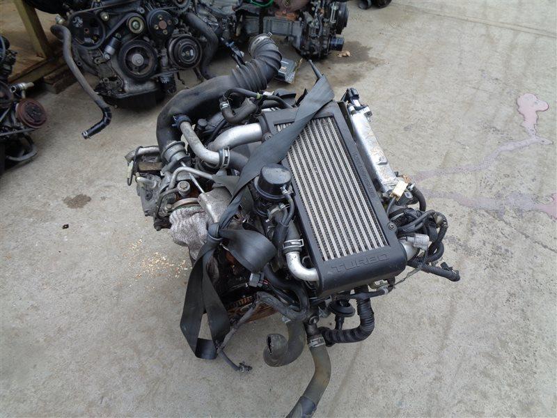 Двигатель Daihatsu Move L152S JBDET 039862 (б/у)