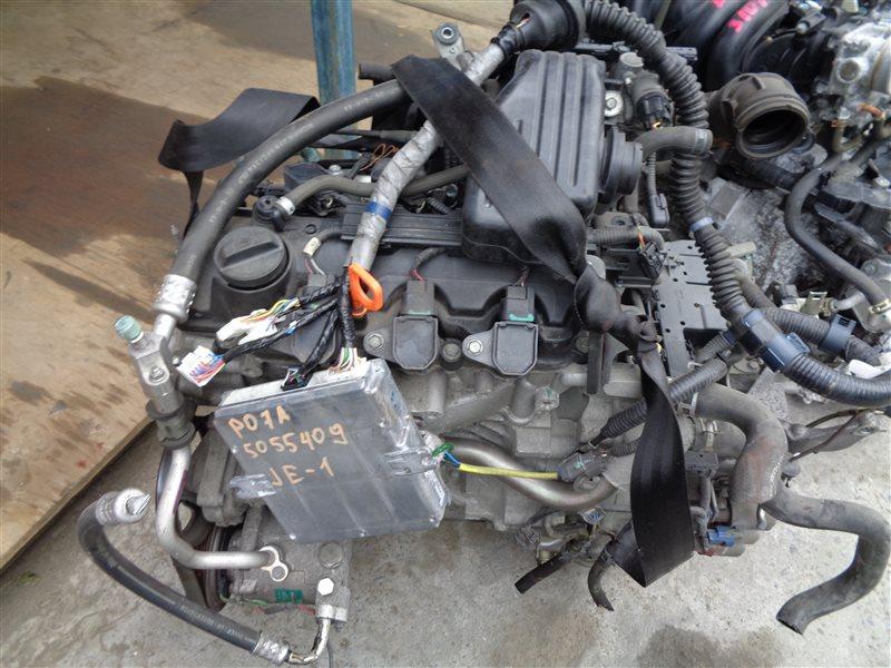 Двигатель Honda Zest JE1 P07A 5055409 (б/у)