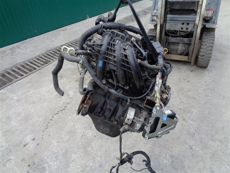Двигатель Daihatsu Mira L250S EF-VE 8488853 (б/у)