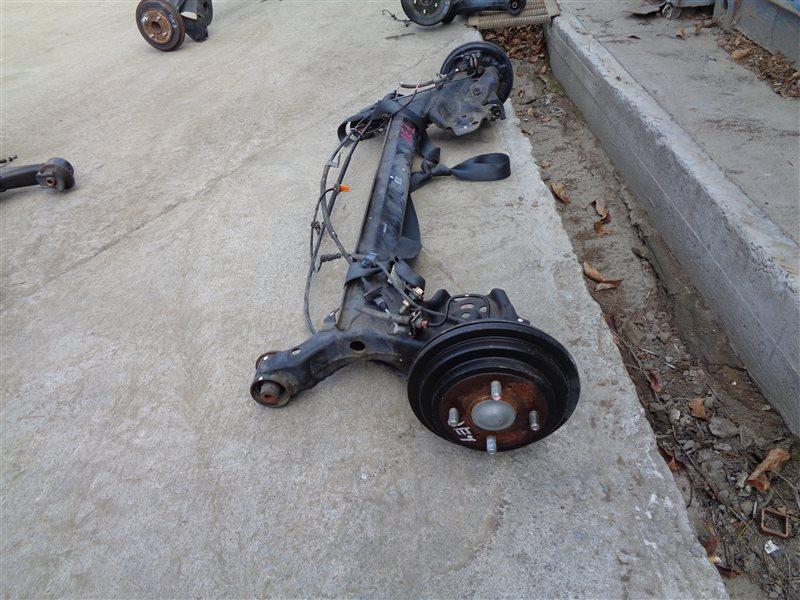 Балка Honda Zest JE1 P07A задняя (б/у)