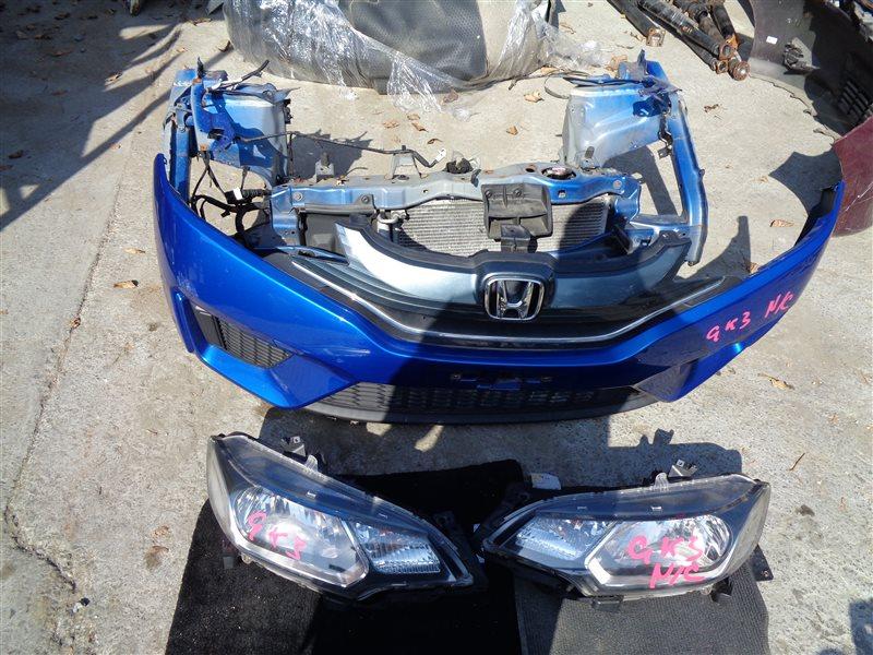 Nose cut Honda Fit GK3 L13B (б/у)