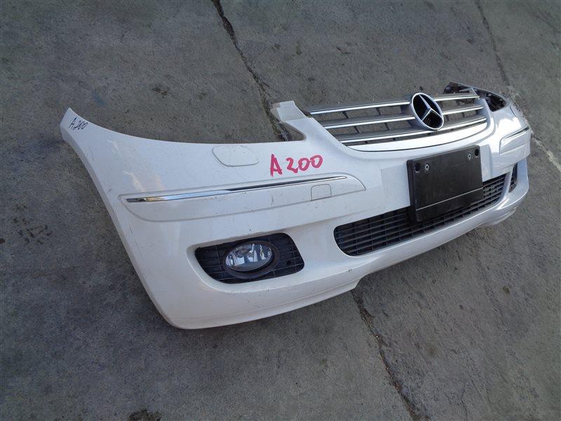 Бампер Mercedes A200 W169 передний (б/у)