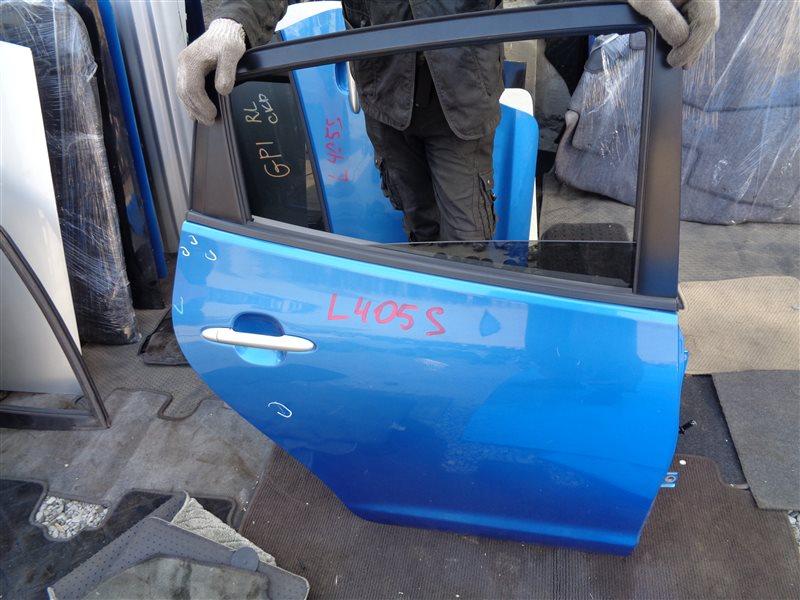 Дверь Daihatsu Sonica L405S задняя правая (б/у)