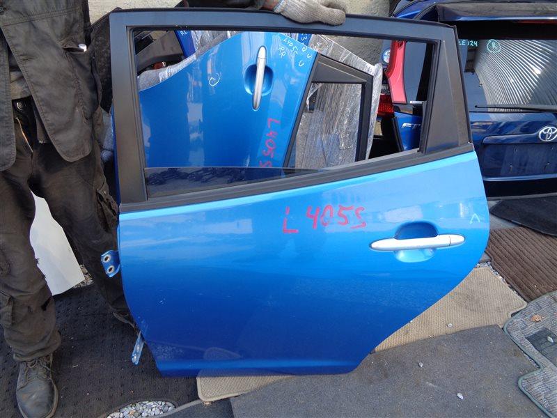 Дверь Daihatsu Sonica L405S задняя левая (б/у)