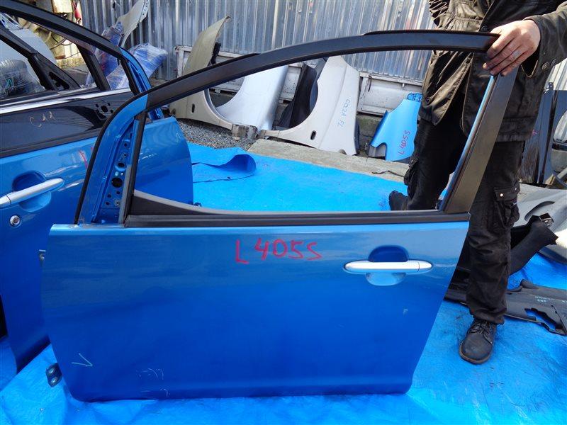 Дверь Daihatsu Sonica L405S передняя левая (б/у)
