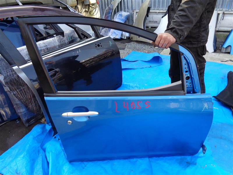Дверь Daihatsu Sonica L405S передняя правая (б/у)