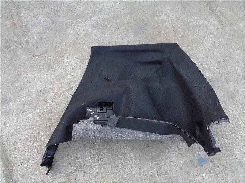 Обшивка багажника Honda Fit GK3 GP5 GK4 GK5 GK6 GP7 задняя правая (б/у)