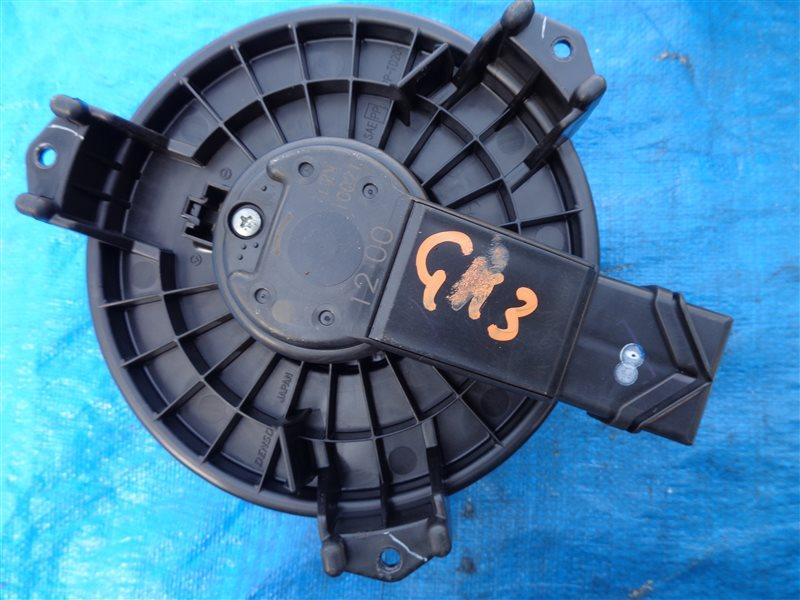 Мотор печки Honda Fit GK3 (б/у)