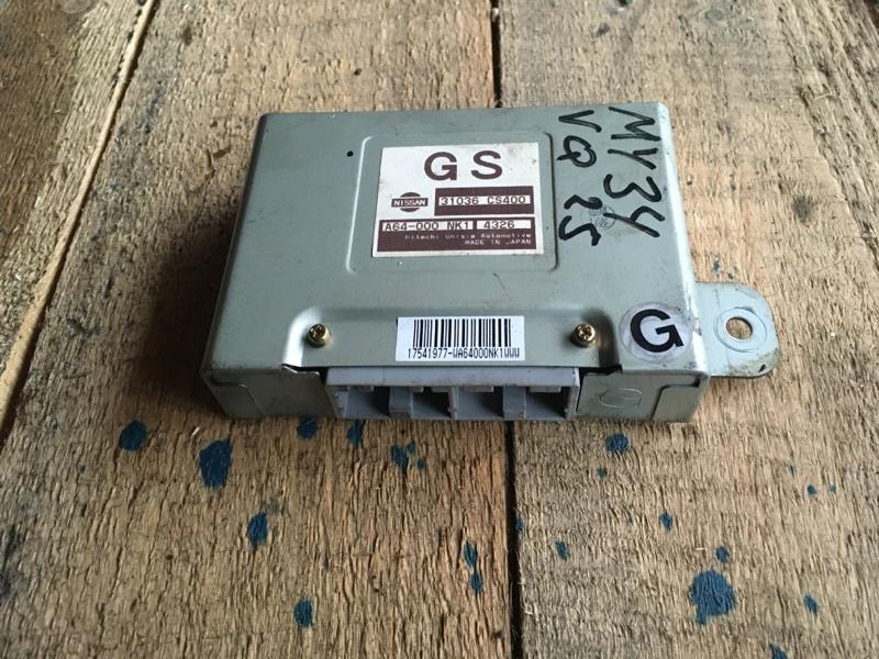 Блок переключения кпп Nissan Gloria MY34 VQ25 (б/у)