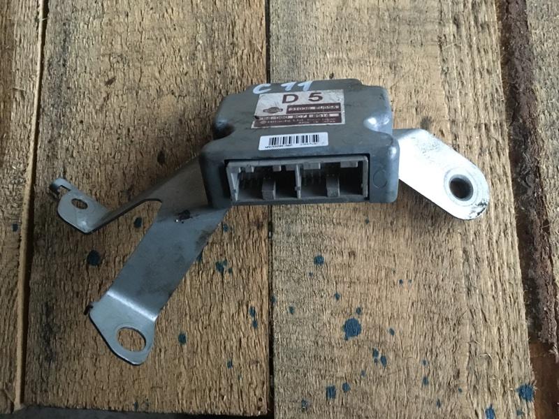 Блок переключения кпп Nissan Tiida C1`1 HR15 (б/у)