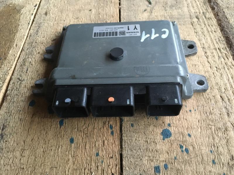 Блок efi Nissan Tiida C1`1 HR15 (б/у)