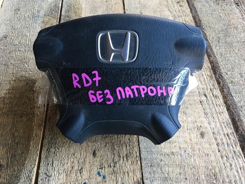 Airbag водительский Honda Cr-V RD7 K24A (б/у)