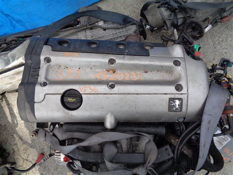 Двигатель Peugeot 407 EW12J4 1320234 (б/у)