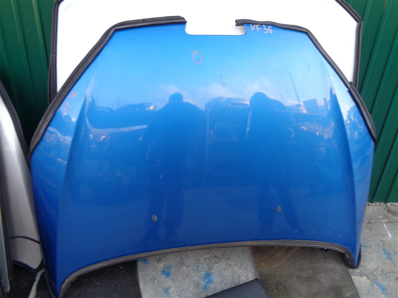 Капот Peugeot 407 VF36 3FZ (б/у)