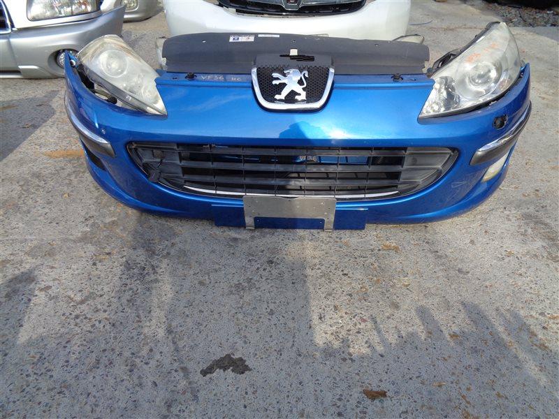 Nose cut Peugeot 407 6D (б/у)
