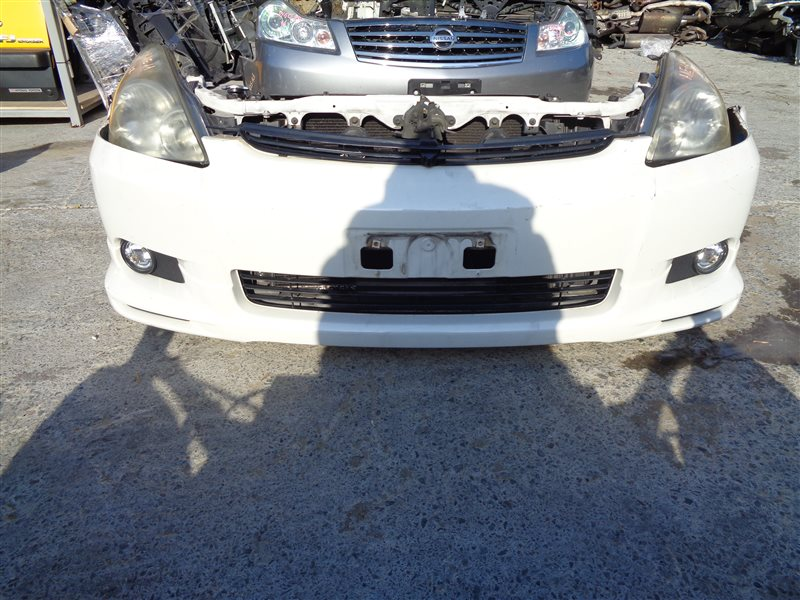 Nose cut Toyota Wish ANE10 1AZ-FSE (б/у)